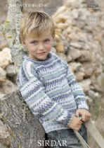 Childrens Double Knit Jumpers